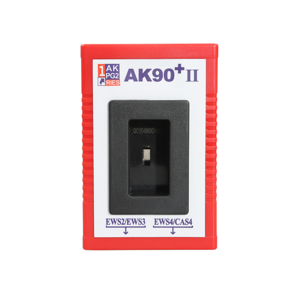 Newest BMW AK90+ II Key Programmer for All BMW EWS Version V3.19