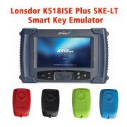 Original Lonsdor K518ISE Key Programmer Plus SKE -LT Smart Key Emulator