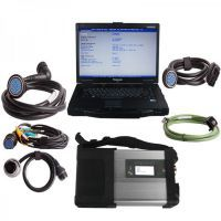 V2020.3 MB SD C5 Star Diagnosis with SSD Plus Panasonic CF52 Laptop 4GB Software Installed Ready to Use
