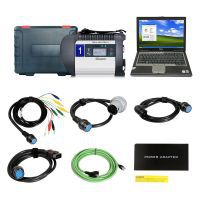 Xentry 2020.3V MB SD C4 Plus Support Doip with Dell D630 Laptop 4GB Memory Software Installed Ready to Use