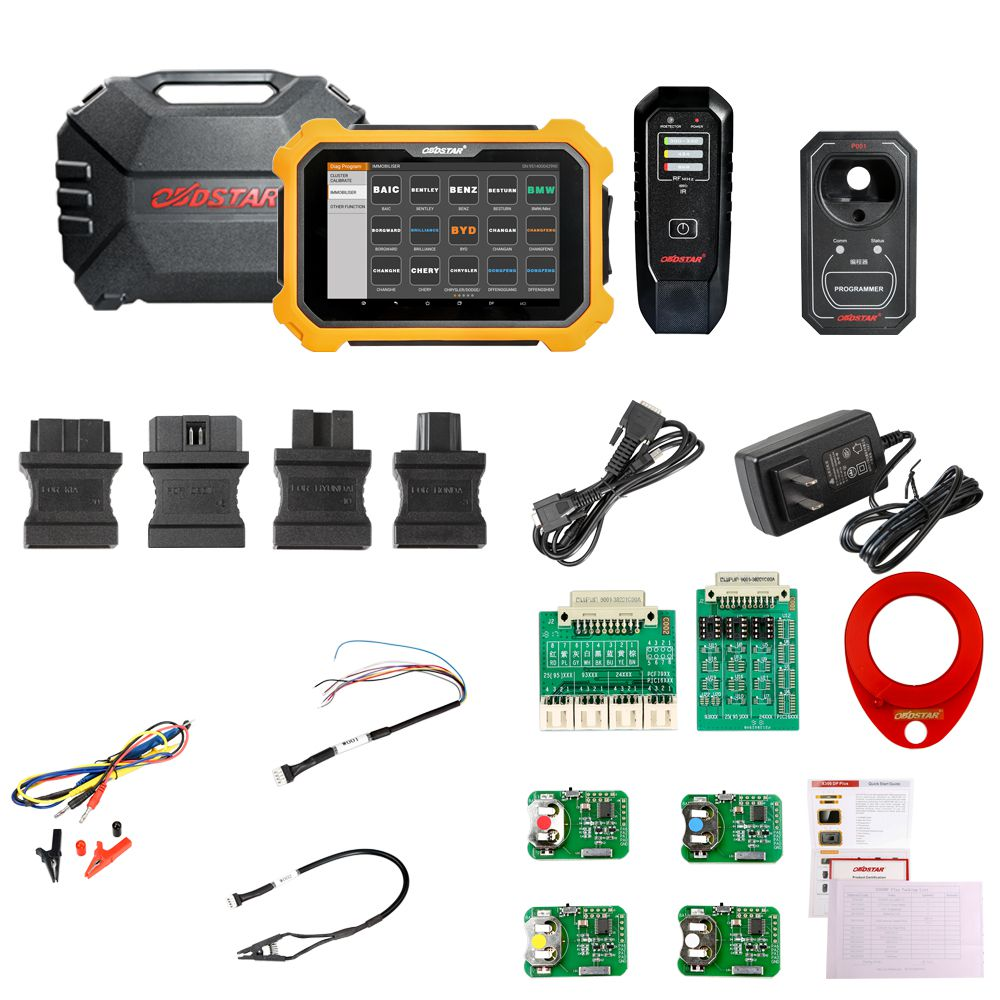 OBDSTAR X300 DP Plus X300 PAD2 Package Basic Version Immobilizer +Special Function