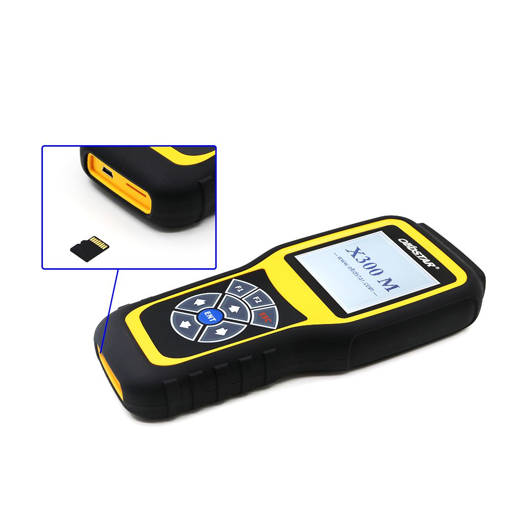 OBDSTAR X300M Special for Odometer Adjustment and OBDII X300 M Mileage Correction Tool OBD2 Odometerprogrammierer