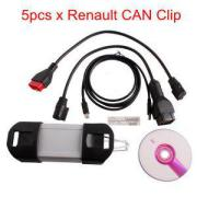 10pcs Renault CAN Clip V183 Latest Renault Diagnostic Tool Free Shipping No Tax