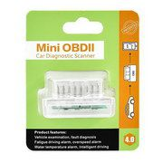 White MINI OBD2 V4.0 Neueste ELM327 OBDII OBD2 EOBD Code Scanner für iOS /Android /Windows Car Diagnostic Interface