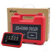 Original XTOOL X100 X-100 PAD Tablet Key Programmer With EEPROM Adapter Support Special Functions