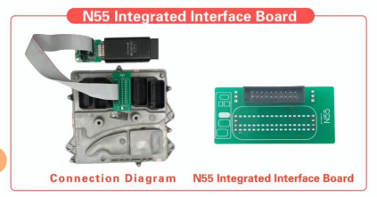 YANHUA ACDP N55 Integriertes Interface Board