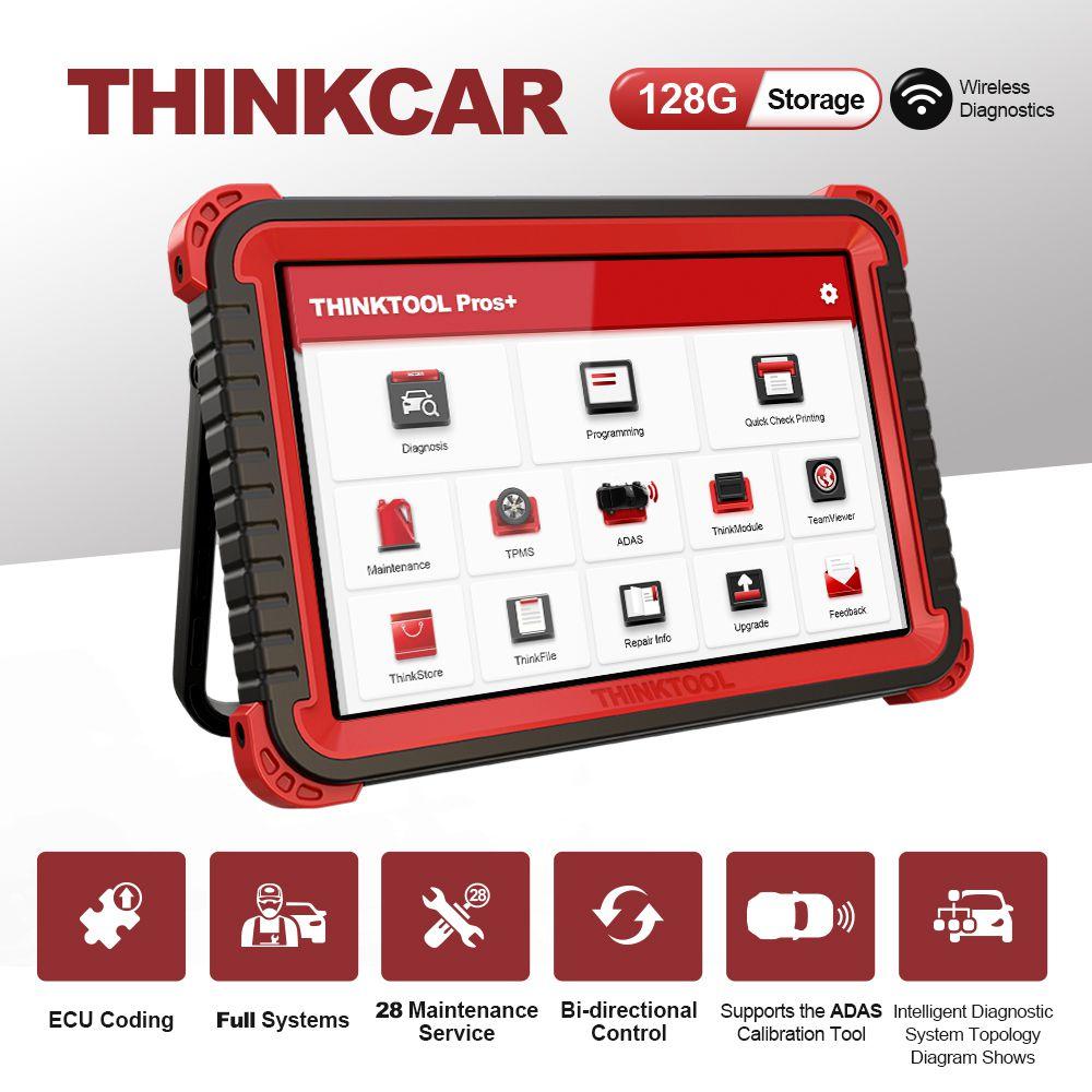 ThinkCar ThinkTool Pro+ Diagnose Tools Online Programmierung aller ...